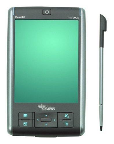 Fujitsu Siemens Pocket Loox N500 PDA (GPS, QVGA, 64 MB RAM) Fujitsu Pda