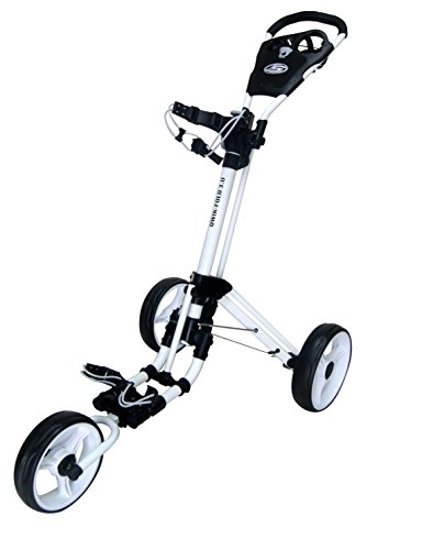 SkyMax Golf Qwik Fold 3.0 Push Cart