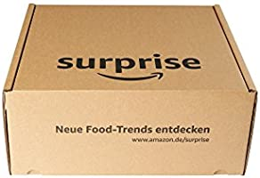 Amazon Surprise Süßigkeiten-Box