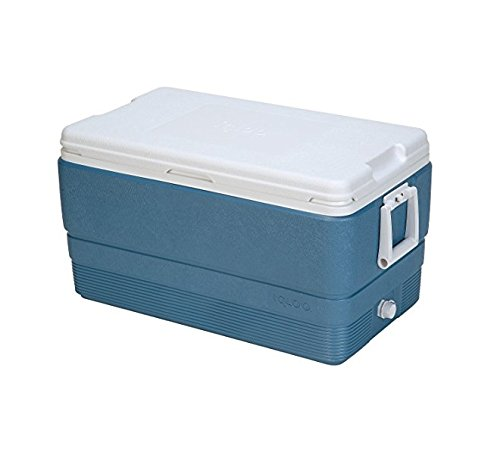 Igloo MaxCold 70 Cool Box-Blue, Unisex, Maxcold 70,