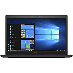 Dell Latitude 7480 Business-class Laptop | 14.0 Inch Fhd Display | Intel Core 7th Generation I7-7600u | 8 Gb Ddr4 | 256 Gb Ssd | Windows 10 Pro