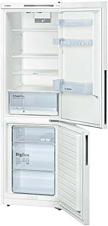 Bosch KGV36UW30S Autonome A++ Blanc réfrigérateur-congélateur - Réfrigérateurs-congélateurs (SN-T, 39 dB, 7 kg/24h, A++, Blanc)