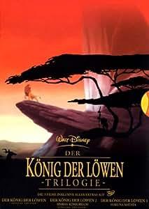 Der König der Löwen - Trilogie [5 DVDs]