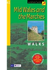 Pathfinder Mid Wales & the Marches: Walks (Pathfinder Guide)