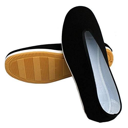 Zapatos Tai Chi Kung Fu Zapatos de algodón unisex de Bruce Lee...