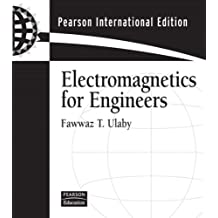 Electromagnetics for Engineers: International Edition: Pie