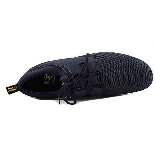 Dr. Martens Unisex Evade Modern Comfort Ghillie Mesh, Nubuck Lace Shoes Navy Sandwich Mesh