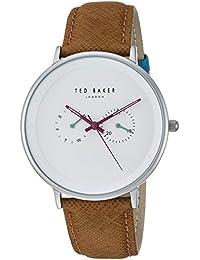 f93569968 Ted Baker Analog White Dial Men s Watch-TE50277005