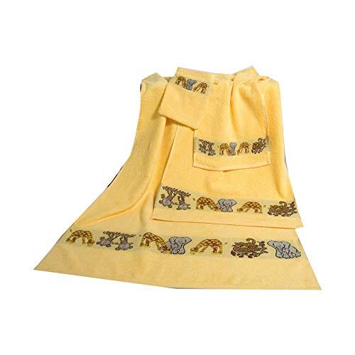 Waschlappen + Handtuch + Kinderhandtuch + Badetuch Ökotex100 -