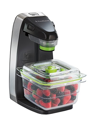 Foodsaver Fresh Appliance - Envasadora al vacío, color negro