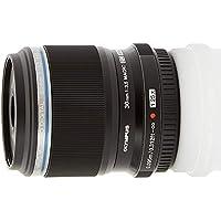 Olympus Objectif M. Zuiko Macro Ed 30mm 1:3.5 pour Monture d'objectif Micro Four Thirds, Noir