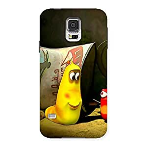 Gorgeous Naughty Friendly Cartoon Back Case Cover for Samsung Galaxy S5