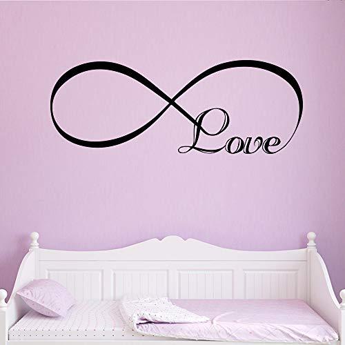 Wandaufkleber Für Wohnzimmer Schlafzimmer dekor aufkleber raumdekoration aufkleber Sweet Home mädchen zimmer wandbild tapete kaffee L 66 cm X 28 cm