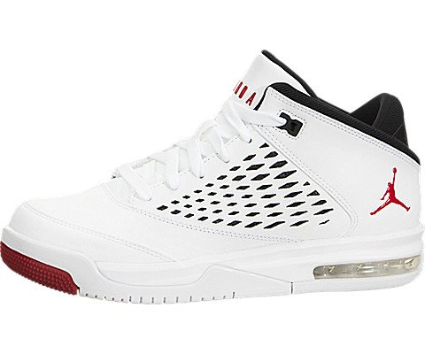 921201 101|Nike Air Jordan Flight Origin 4 (GS) Sneaker Weiss|38 (Nike Air Jordan Flight)