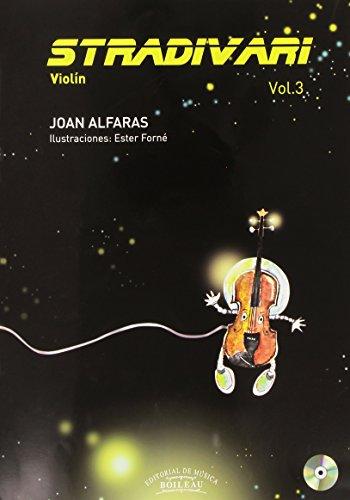 Stradivari - Violín: Stradivari vol. 3 - Violín - B.3604 por Joan ALFARAS