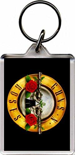 Guns 'n' Roses - Logo Portachiavi