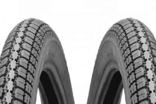 Kenda - Jeu de pneus de 2 1/4\