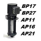 Uzman-Versand BP27 Kühlmittelpumpe 400V Schmiermittelpumpe Eintauchpumpe Schneidöl Schneidmittel Tauchpumpe Fasspumpe Kühlpumpe Ölpumpe Wasserkühlung