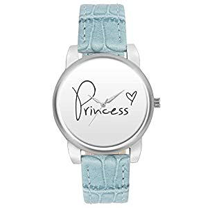 Bigowl Analogue White Dial Women's Watch