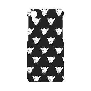 BLUEDIO Designer Printed Back case cover for HTC Desire 626 - G2965