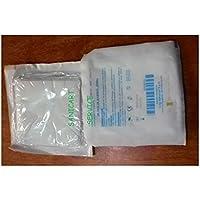 Preisvergleich für Tabletten-abgewinkelt TNT Vlies cm 10x 10A 4Schichten 5Briefumschläge steril von 5Stück insgesamt 25Tabletten