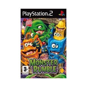 Buzz! Junior Monster Rumble [UK Import]