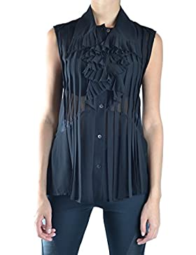 Mcq Alexander Mcqueen Mujer 356474RDF251035 Negro Poliéster Blouse