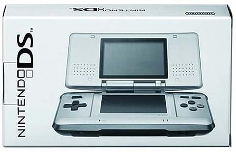 Nintendo DS - Konsole, silber [JP Import]
