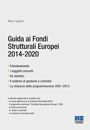 Guida ai fondi europei 2014-2020