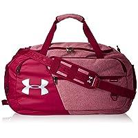 Under Armour Undeniable 4.0 Medium Duffle Bag, Red