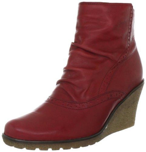 Gabor Shoes 5168125, Stivaletti donna Rosso (Rot (rubin))