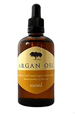 ARGAN OIL 100% Pure 100ml by Truly Moroccan