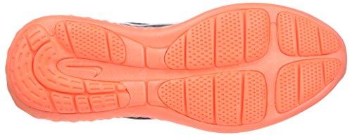 Nike Mens 855808-401 Trail Runnins Sneakers Blu (squadron Blu / Bianco-scuro Ossidiana-arancio Brillante Mango)