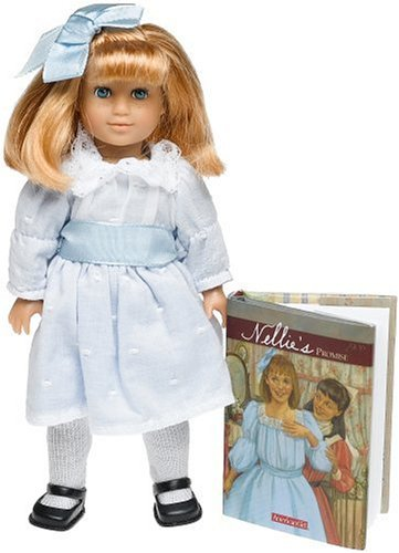 Nellie Mini Doll: Nellie Mini Doll (American Girls Collection Mini Dolls) (Doll Nellie)