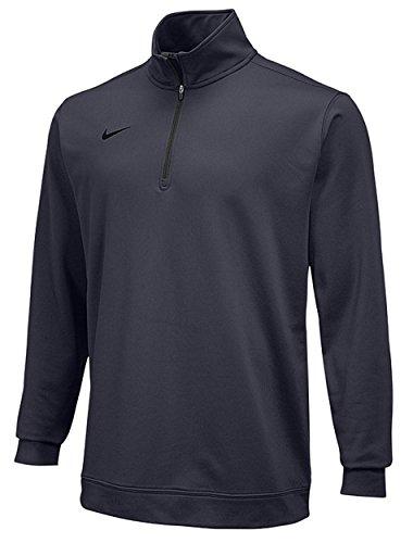 Nike Dri-fit 1/2zip top Anthracite