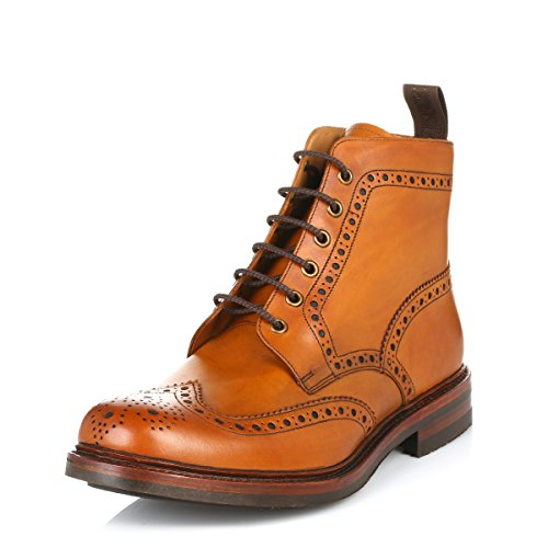 bedale-mens-lace-up-brogue-boots-7-tan