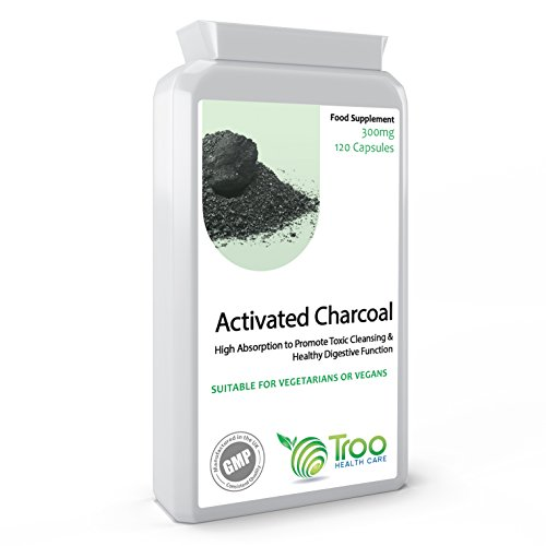 Activated-Charcoal-300mg-120-Capsules-Toxin-Cleanser-to-Support-Healthy-Digestive-Function-UK-Manufactured-GMP-Consistent-Quality-Guarantee