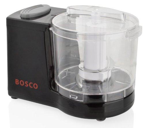 41DHcZQuhRL - Black Mini Chopper Blender Grinder Slicer Baby Food Processor 120W-BOSCO