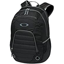Oakley 5-Speed - Mochila para portátiles y netbooks (Negro, Poliéster, Front pocket, Side pocket, Cremallera)