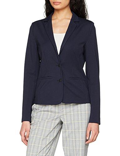 ONLY NOS Damen Anzugjacke onlPOPTRASH Blazer NOOS, Blau (Night Sky), 44 (Herstellergröße: XXL)
