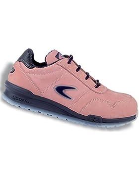 Cofra Damen Sicherheitsschuhe Rose 78500-006 Women's S3 rosa