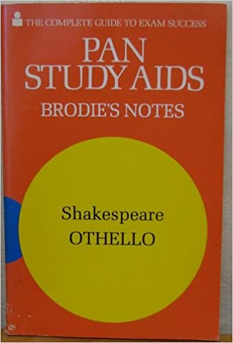Brodie's Notes on William Shakespeare's