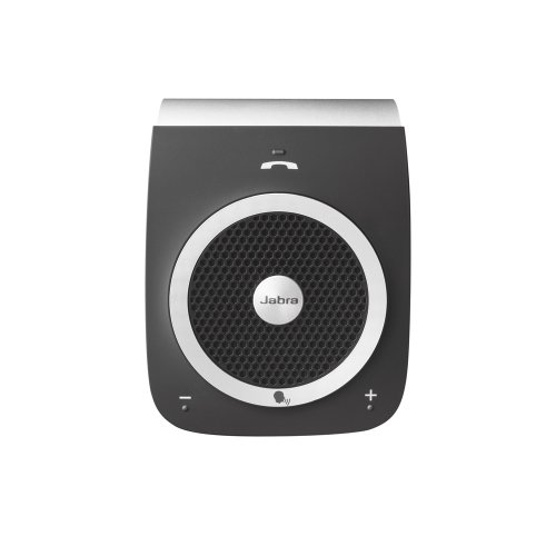 Jabra Tour HFS101 Kit Auto Mani liberi (Bluetooth 3.0, uscita vocale francese), Nero