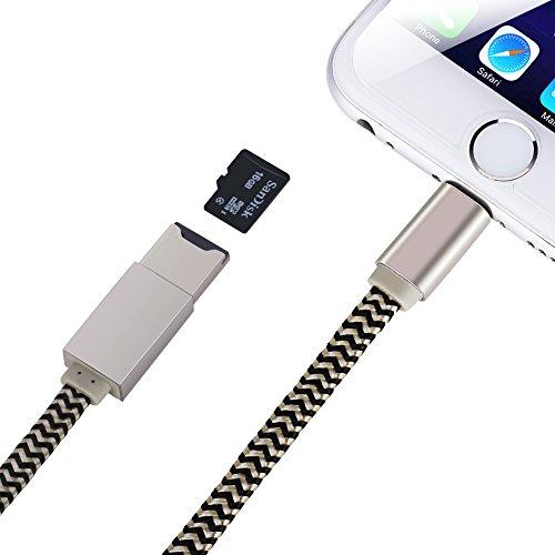 GHB-3-in-1-Cavo-Lightning-Adattatore-Lightning-a-Scheda-SD-Cavo-di-ricarica-per-Espansione-della-Memoria-di-iPhone-iPad-iPod