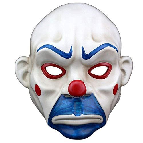 Partei Masken Clown Maske Guy Kostüm Zubehör Party Cosplay Street Dance Masken (Sexy Guy Kostüme)