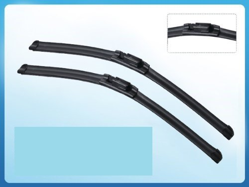 twin-pack-honda-civic-2006-aero-flat-wiper-blades-26-23-civic-fitment