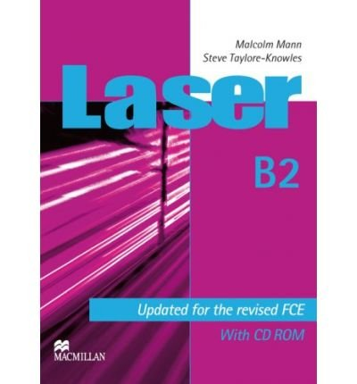 Laser B2. Student's Book + CD-ROM: Updated for the revised FCE (Paperback) - Common