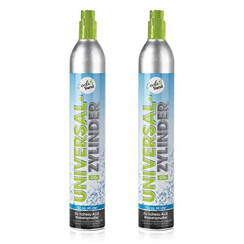 Soda Trend | Sprudlerwelt (CO2-Zylinder 2er-Set)