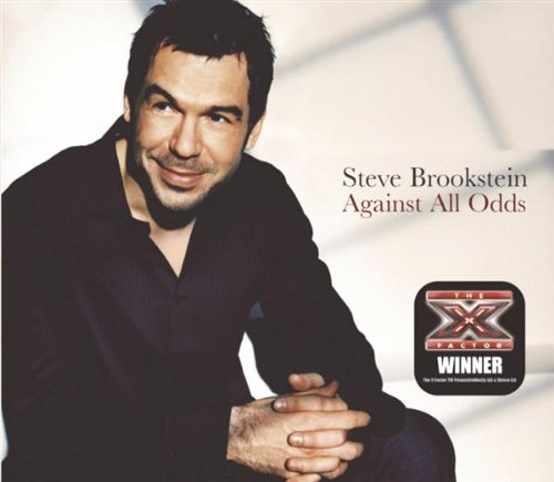 Steve Brookstein - Against All Odds