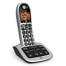 BT Big Button Advanced Call Blocker Cordless Home Phone with Answer Machine